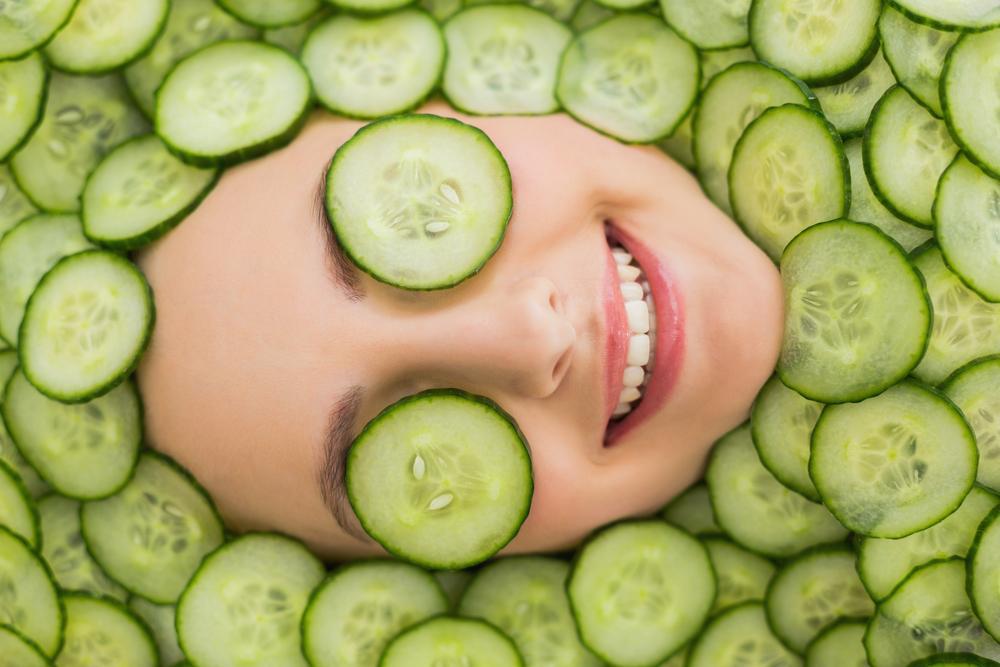 cách chăm sóc da mặt tự nhiên