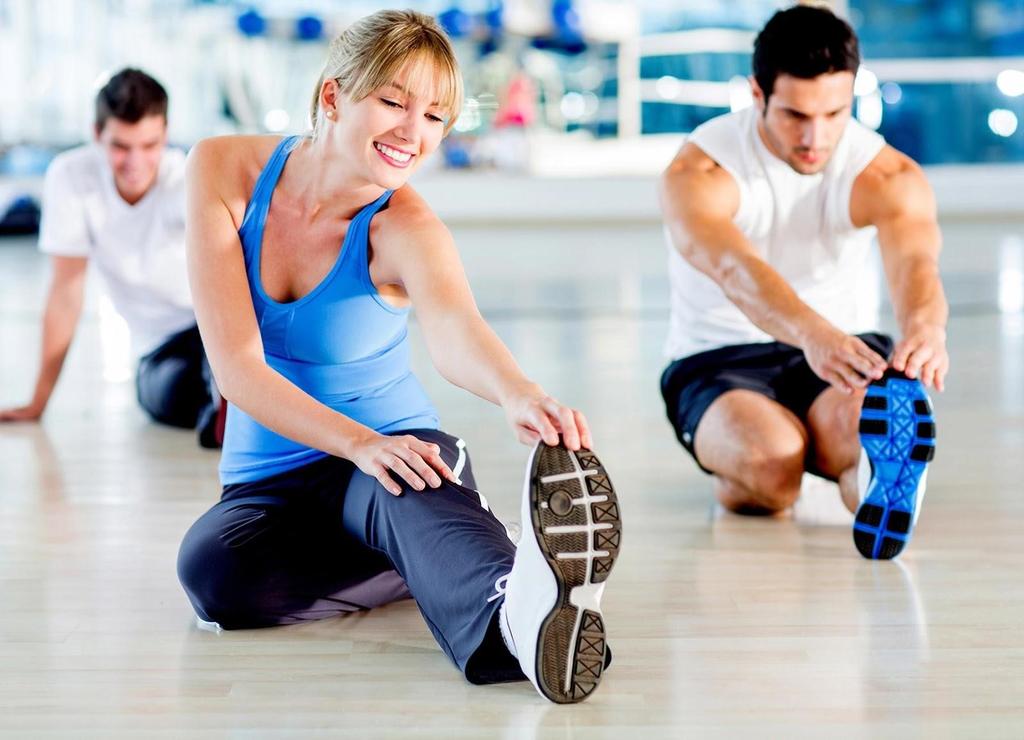 Tập thể dục giúp da khỏe mạnh hơn